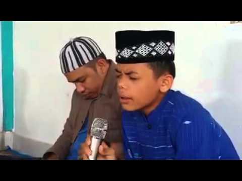 Adnan Tumangger dan Ust Darwin Hasibuan Silaturahim 2016 di Pondok Hafidz Qur'an
