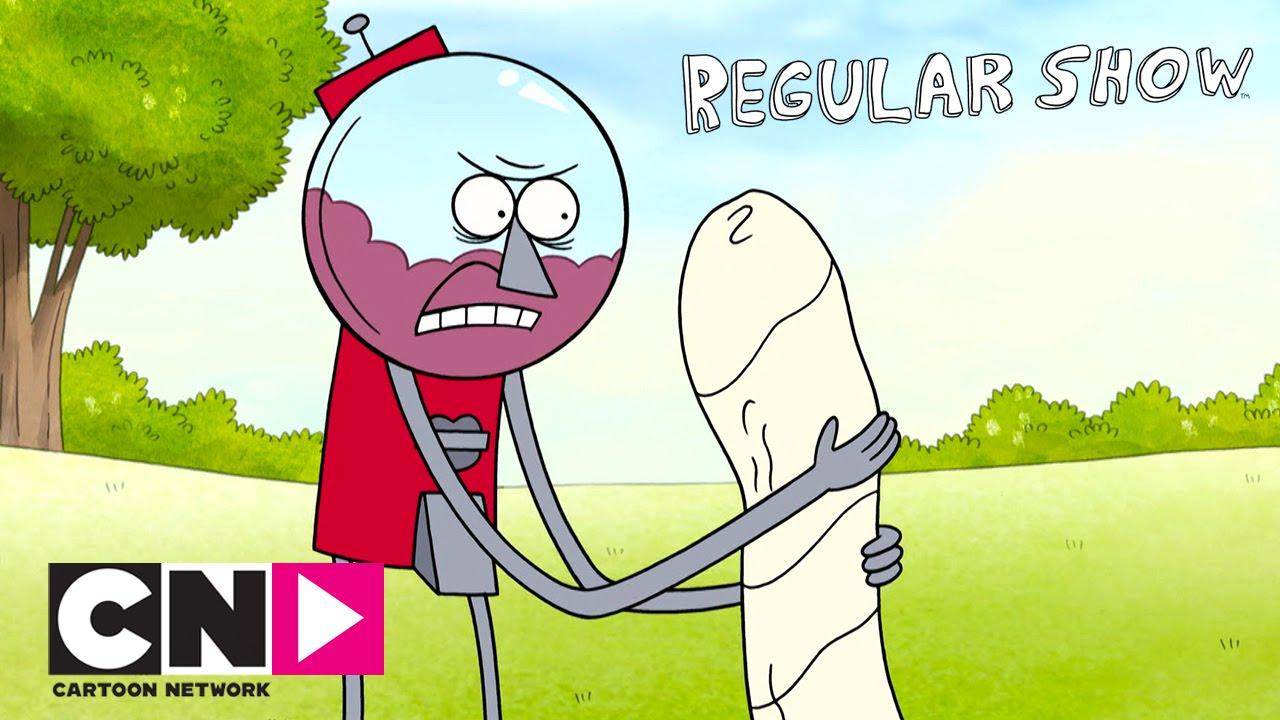 regular show super sub sandwich cartoon network youtube