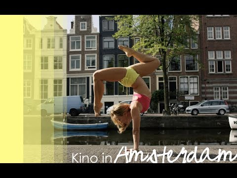 Kino in Amsterdam! Global Yogi Trailer on OmStars Yoga TV Channel