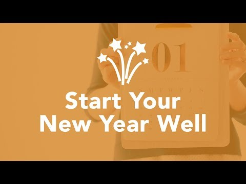 Start Your New Year Well - Bruce Downes The Catholic Guy