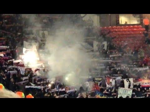 Manchester United v FC Basel | Match Day Vlog | UEFA Champions League Group A | 12.09.2017