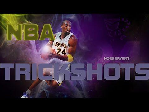 Trickshots in the NBA !?!!