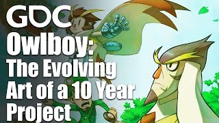 Owlboy: The Evolving Art of a 10 Year Project