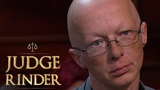 Judge Rinder Calls Man's Cąse The Worst He's Ever Seen! | Judge Rinder
