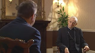 Cardinal Donald Wuerl addresses report on child sex abuse by priests, says he will not resign