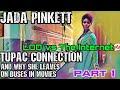 Jada Pinkett Smith Illuminati Secret Society Satanic Hollywood Freemason Tupac Connection part. 1