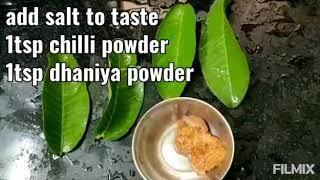 fish jana recipe with guava
