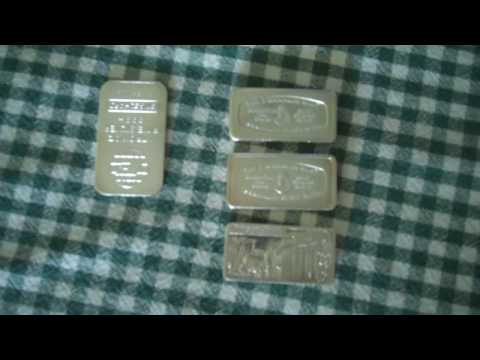 Cleaning Tarnish from Silver Bullion