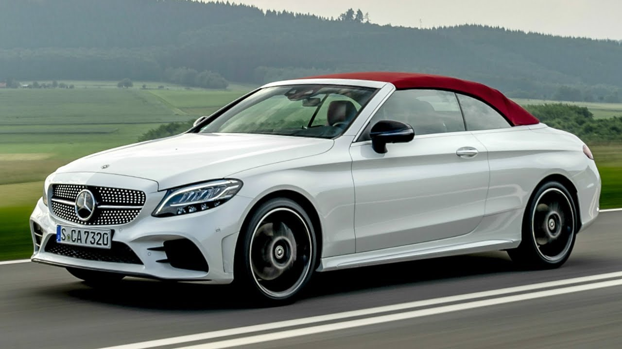 2019 Mercedes C300 Cabriolet The Definition Of Modern Luxury