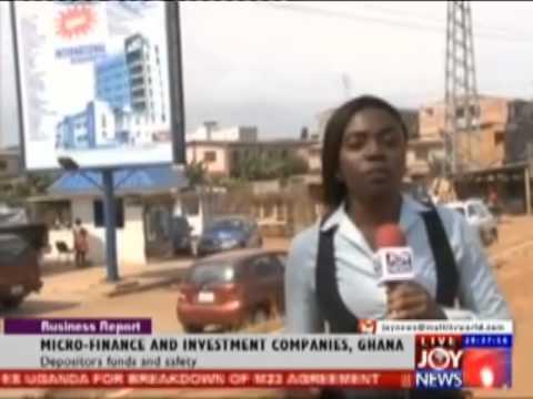 MICROFINANCE INDUSTRY IN GHANA