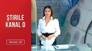 Stirile Kanal D (18.08.) - Mai multe intrebari decat raspunsuri in dosarul Caracal Editie ...