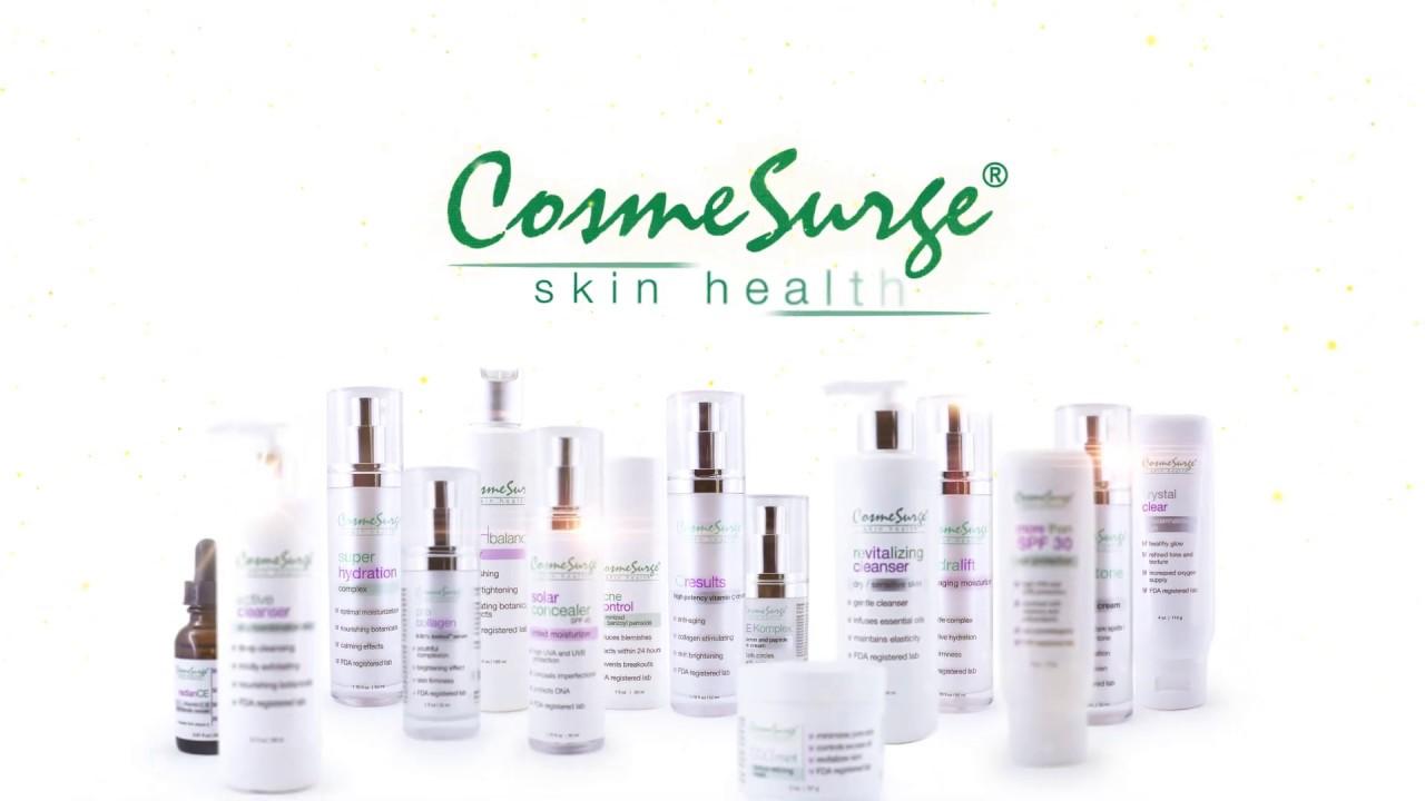 CosmeSurge products
