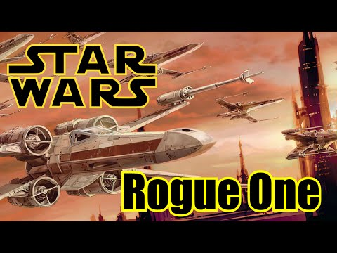 Star Wars: Rogue One - Official Title and Release Date Announced!!