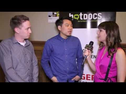 KATIE CHATS: HOTDOCS, VINCENT TOI & MICHAEL MASSICOTTE, FILMMAKERS, I'VE SEEN THE UNICORN
