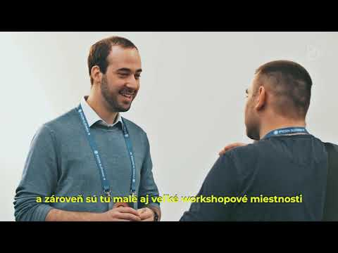 Image from PyCon SK 2019 Aftermovie