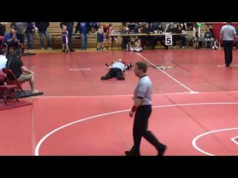 Boston Wrestling South Omaha Match 121016