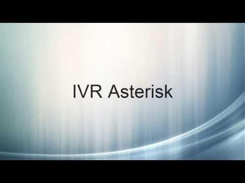 Linux Asterisk IVR