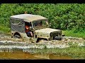KATTAPPANA  OFFROADS jeep in water