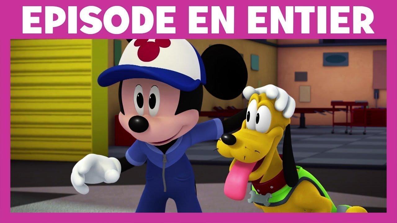 Mickey et ses amis top d part moment magique l - Amis de mickey ...