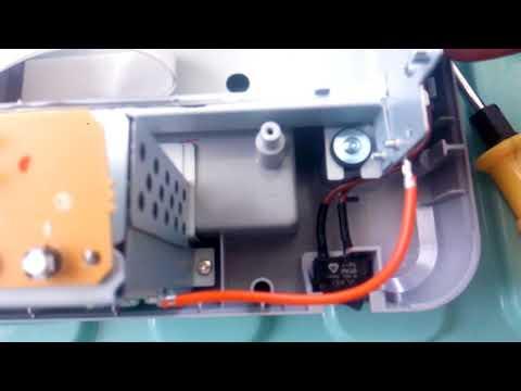 How to align timing belt EPSON LQ-310 part2