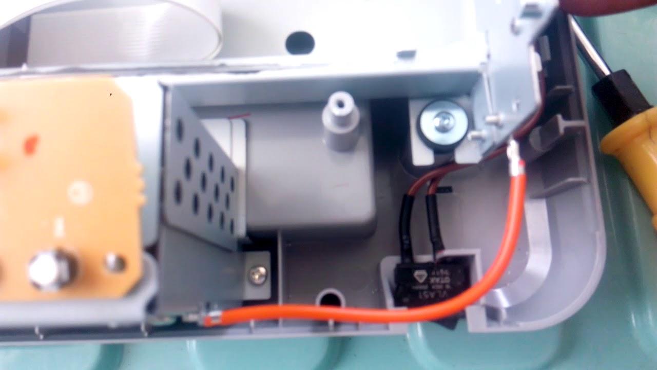 How To Align Timing Belt Epson Lq 310 Part2 Printer Lq310
