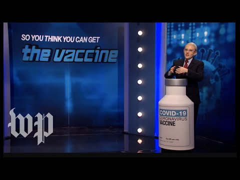 SNL vs. reality: 'So You Think You Can Get The Vaccine'