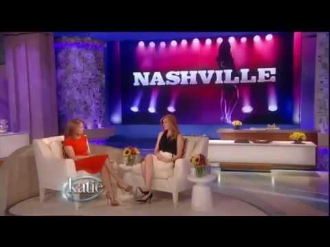 """""""Nashville""""s Connie Britton on Katie Couric (Full Interview)"""