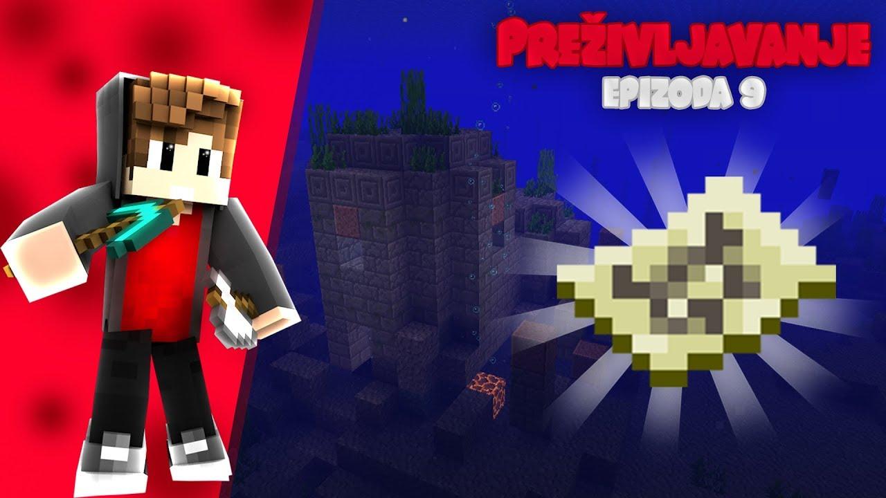 MAPA SA BLAGOM! - Minecraft Preživljavanje #9