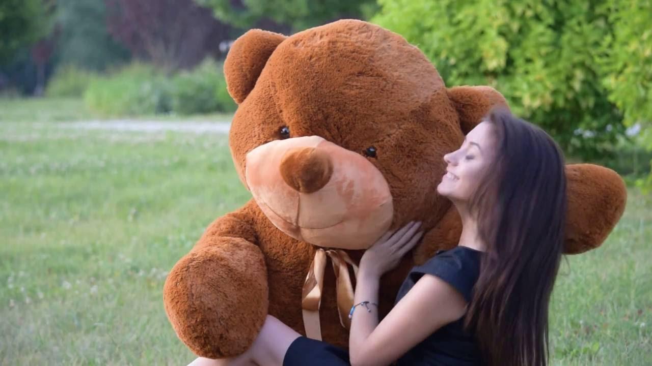 Большие плюшевые мишки и плюшевые медведи» (Купить у нас mishki5 .