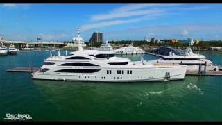 Yachts Miami Beach Boat Debuts [Bob Denison]