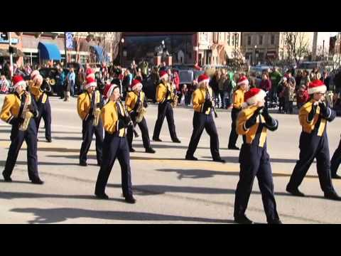 66th Annual Holiday Parade ~ Chillicothe Missouri