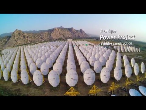 India One Solar Power Plant Introductory Video