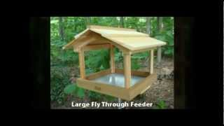 Wild Bird Feeders - Bird Feeders Workshop Creations