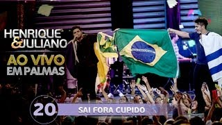 Baixar Sai fora cupido - Henrique e Juliano - DVD Ao vivo em Palmas