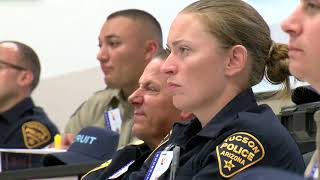 Behind the Badge: Making of a Police Officer