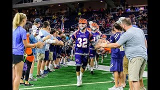 Dallas Rattlers vs. Boston Cannons Highlights