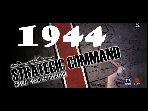 Strategic Command: 1944 D-Day To Berlin