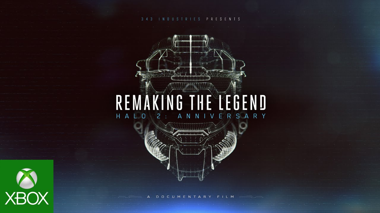 Remaking The Legend - Halo 2: Anniversary Release Trailer ...