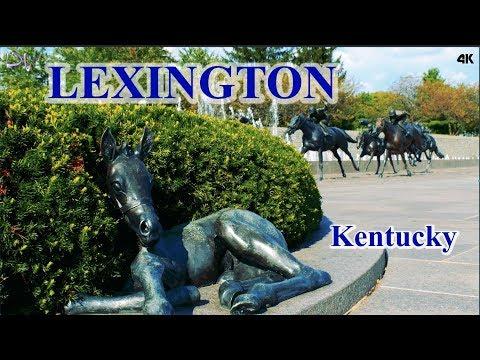 This is Lexington, KY.