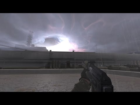 S.T.A.L.K.E.R.: Call of Chernobyl - Emission At The CNPP/Sarcophagus |