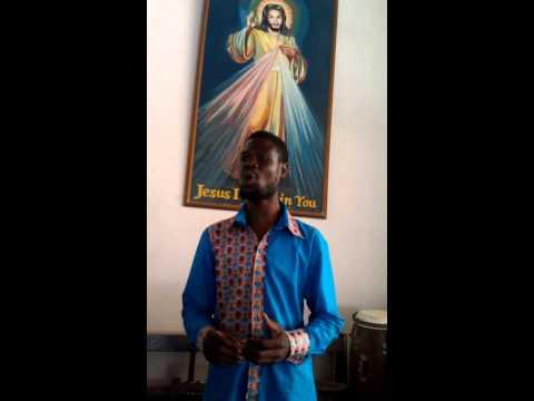 Ghanaian male soprano singer