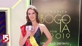 Ellas representarán a Bogotá en el Concurso Nacional de Belleza