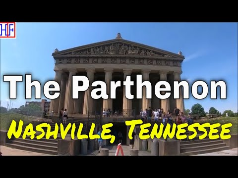 The Parthenon – Nashville, Tennessee (TRAVEL GUIDE) | Episode# 2