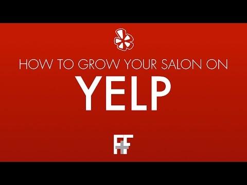 How To Grow Your Salon On Yelp