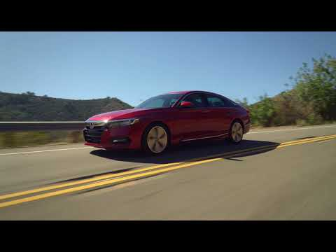 2018 Honda Accord Touring Features & Options | Dealer Serving Fort Worth TX | Bad Credit Car Loans