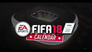 Fifa 18 release dates! - demo, web app, early access + more! | fifa 18 calendar