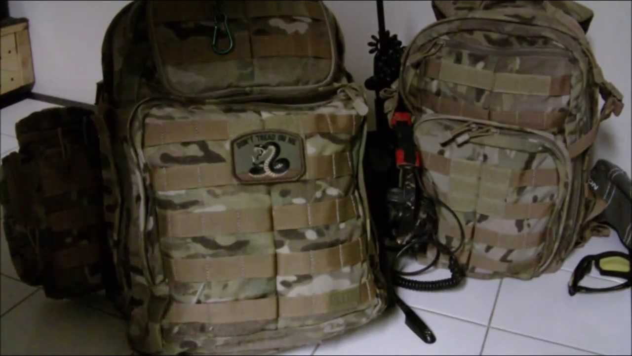 Bug Out Bag Review Of The 5 11 Rush 24 You