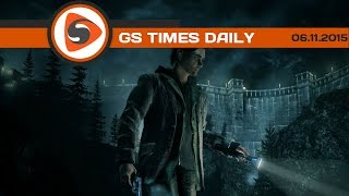 GS Times [DAILY]. Alan Wake 2, Blizzard, Halo 5: Guardians