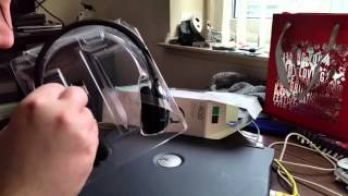 Logitech H600 Wireless Headset Unboxing and Test