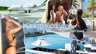 Puerto Rico Vlog - Part I: San Juan